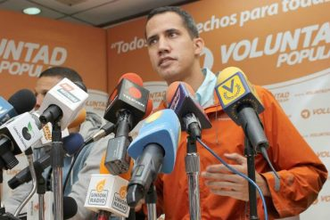 ¡ENTÉRATE! Juan Guaidó: Si quieren saber cómo 'montar una olla', vean a El Aissami