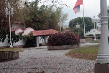 ¡EL HAMPA NO CREE EN NADIE! Intentaron robar dentro de La Casona presidencial
