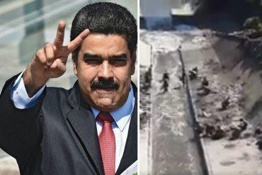 """¡AQUÍ ESTÁ! El indignante video que muestra el """"logro"""" de Maduro: venezolanos buscando qué comer en el Guaire"""