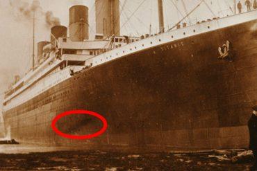 ¡105 AÑOS DESPUÉS! Nueva evidencia pone en duda versión oficial sobre hundimiento del Titanic