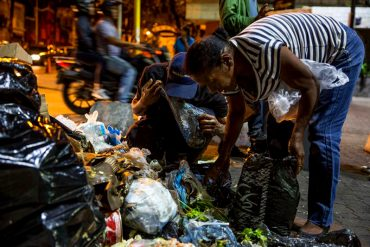"""¡OTRA DESUBICADA! Diputada rojita: Quienes comen en la basura son indigentes (culpa de la """"guerra económica"""")"""