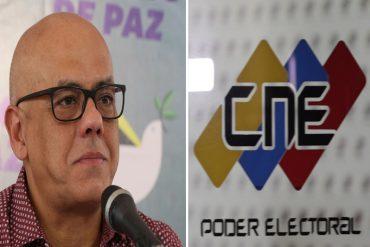 ¿RECTOR DEL CNE? Jorge Rodríguez: En Venezuela habrá elecciones presidenciales a finales de 2018 (+Video)