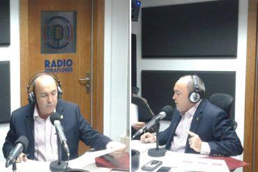 ¡ENCHUFADO! Nuevo ministro del trabajo también tendrá su programa en Radio Miraflores