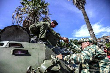 ¡SEPA! Gobierno abre proceso de inscripción para ejercicios militares (para hacerles frente a los marines)