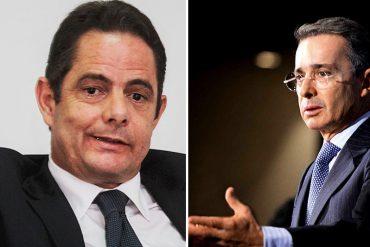 ¡ENTÉRATE! A Álvaro Uribe le molestaron las palabras del vicepresidente de Colombia sobre los venezolanos
