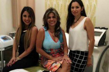 ¡CON LAS TABLAS EN LA CABEZA! Después del escándalo del spa en Miami, Iroshima Bravo volvió a Venezuela