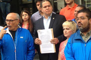 ¡A DEFENDER SUS DERECHOS! Luis Florido denuncia ante la Fiscalía violación a su doble inmunidad parlamentaria
