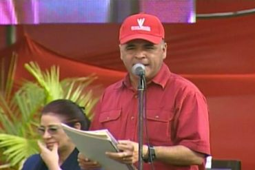 ¡PÍLLALO! Así fue como Nicolás Maduro mandó a trabajar al General Manuel Quevedo (+Video)