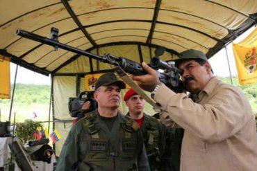 """¡ADIÓS PLAN DESARME! Este es el fusil que Maduro entregará en los barrios para """"proteger"""" a Venezuela (+Video)"""