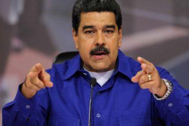 """¡CUIDA LO QUE DICES! Maduro a la oposición: """"Con la Constituyente los vamos a enterrar"""" (+Video)"""