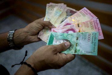 ¡INSÓLITO! Billetes del nuevo cono monetario no han llegado al Zulia pero ya circulan en Cúcuta (+Video)