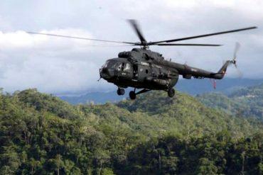 ¡ÚLTIMO MOMENTO! Hallaron helicóptero desaparecido en Amazonas con 13 pasajeros