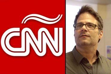 ¡DURA VERDAD! El sentido y doloroso mensaje de Luis Chataing tras el cierre de CNN en Venezuela