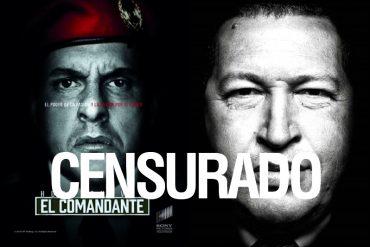 """¡TIEMPOS DE DICTADURA! Régimen extiende la censura de """"El Comandante"""" hasta YouTube"""