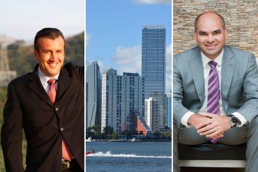¡PÍLLALO! El lujoso condominio de Tareck El Aissami y Samark López confiscado en Miami (adiós vista al mar)