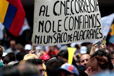 ¡LA PROTESTA FUNCIONÓ! CNE de Ecuador anticipa que habrá segunda vuelta electoral