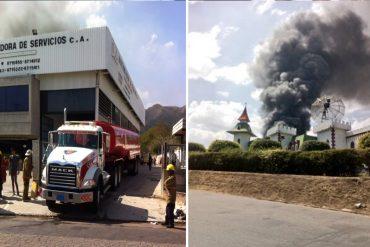 """¡NO ESTÁ FÁCIL! Un incendio los sacó casi """"en pelotas"""" de un hotel en San Diego"""
