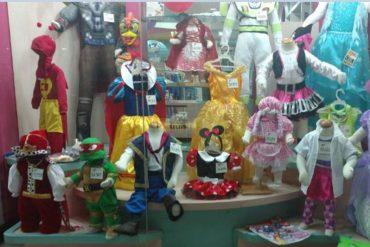 ¡CARITO VALE! Atrás quedó la época de carnavales felices: Esto es lo que deberán pagar los padres por un disfraz