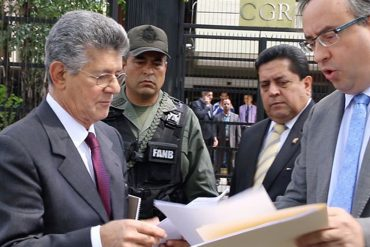 ¿LO HARÁ? Ramos Allup al Contralor: Revise las fechorías de Diosdado cuando era presidente de la AN