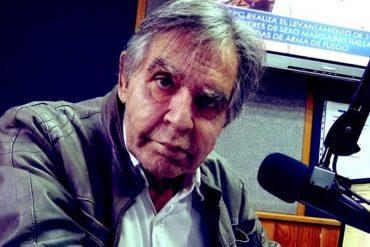 ¡LAMENTABLE PÉRDIDA! La radio está de luto: murió Iván Loscher