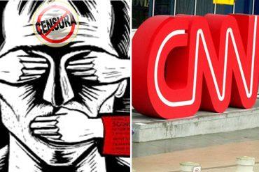 ¡CONDENAN LA CENSURA! Las redes estallaron de indignación por la salida del aire de CNN en Español