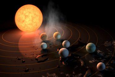 ¡LO ÚLTIMO! La NASA anuncia el hallazgo de sistema estelar con 7 planetas similares a la Tierra (+Video)