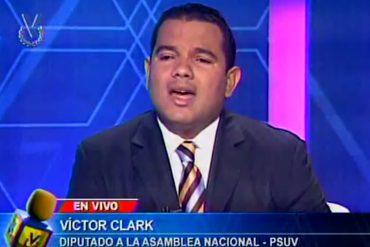 ¡EL COLMO DEL CINISMO! Así fue como Víctor Clark justificó la censura a CNN en español (+Video)