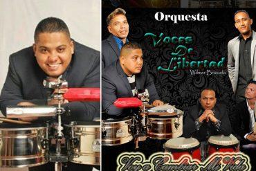 """¡EL COLMO! Pran """"Wilmito"""" tiene hasta su propia orquesta de salsa que opera desde la cárcel (+Video)"""