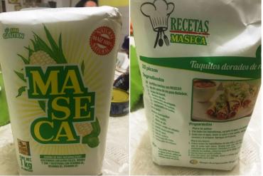¿SOBERANÍA ALIMENTARIA? Los CLAP ahora traen harina no apta para arepas sino para tacos mexicanos