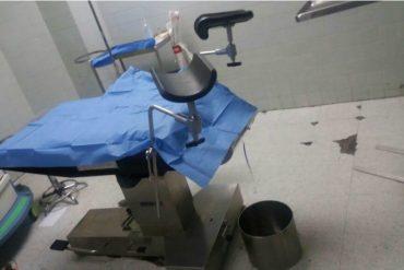 ¡CRISIS HUMANITARIA! Olivares muestra el terrible estado del hospital Pastor Oropeza de Barquisimeto (+Fotos)