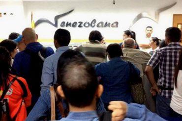 ¡CAOS! Varados 120 atletas zulianos que se dirigían al Maratón CAF por incumplimiento de aerolínea