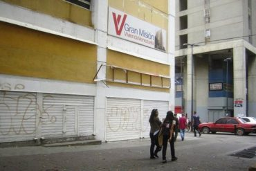 ¡Y MADURO SIGUE EXPROPIANDO! Aseguran que panadería socialista en Catia permanece la mayor parte del tiempo cerrada
