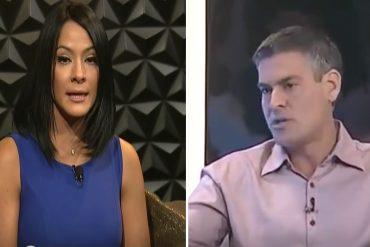 ¡TOMA! La mortal respuesta que le dio Norkys Batista a Messuti luego que la mandara a estudiar (+Video)