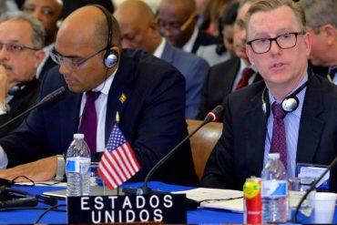 ¡EL MUNDO VIGILANTE! EEUU confirma que habrá otro consejo permanente de la OEA sobre Venezuela