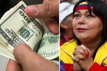 ¡SUBE COMO ESPUMA!  Dólar Dicom rompió la barrera de los 1.000 bolívares tras anuncios de Maduro