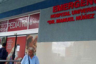 ¡QUÉ TRISTE! Abuela del menor de nueve meses que murió por desnutrición cuidará a otros dos en la misma situación