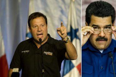 ¡AJÁ, NICO! Varela: La posición de Panamá es bien clara, que se den garantías y elecciones en Venezuela