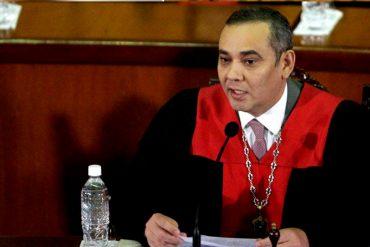 "¡HABLÓ LA JUSTICIA! Maikel Moreno promete ""castigo severo"" tras ataque de colectivos a la Asamblea"