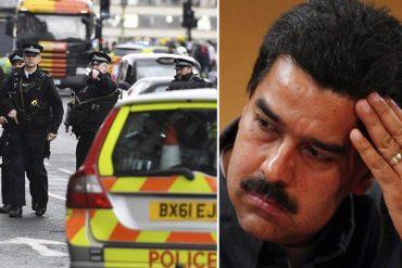 """¡SEPAN! Maduro se solidariza con Inglaterra por ataque """"terrorista"""" en Londres: Basta de guerra y de violencia (+Video)"""
