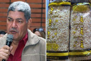 ¿A QUIÉN ENGAÑA? Eduardo Piñate: La mayoría de los productos de los CLAP son producción nacional y vienen vía Mercal