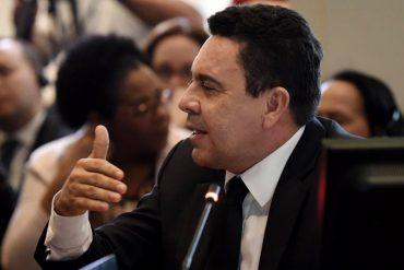 ¡ARMÓ VARIAS PATALETAS! Samuel Moncada intentó obstaculizar el debate en la OEA sobre Venezuela (+Video)
