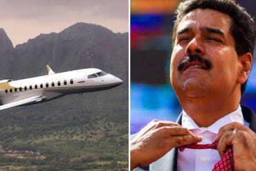 ¡Y EL PUEBLO SIN PAN! Maduro compra aviones de lujo para su uso: Pagará 119 millones de dólares (+Fotos)
