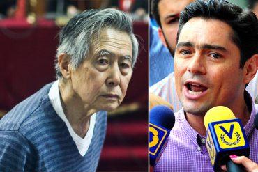 ¡SE HA DADO EL MADURAZO! Vecchio: TSJ consumó el golpe de Estado, tal y como lo hizo Fujimori