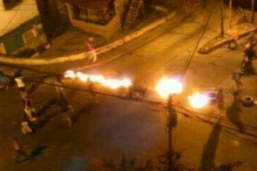 ¡ENTÉRATE! Se reportaron nuevamente saqueos y fuertes enfrentamientos en Los Teques