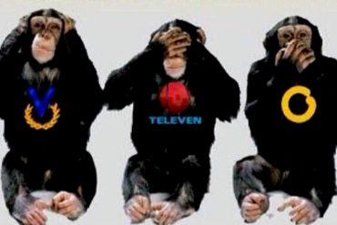 ¡VERGÜENZA! Medios nacionales fingieron demencia y no reportaron represión a protesta