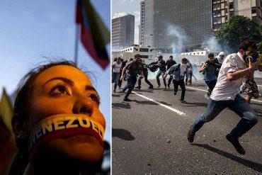 ¡SINTONIZA EN VIVO! Oposición venezolana marcha este #27Jun contra la represión y la censura