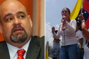 """¡RESTEADA! María Corina Machado a Ameliach: """"Rebelión ciudadana no se va a detener con decretos absurdos"""""""