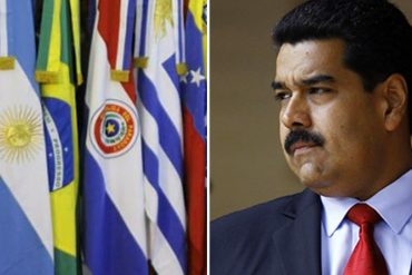 ¡ENTÉRATE! 8 datos que debes saber sobre la Claúsula Democrática que Mercosur activó para Venezuela