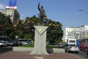 ¡ENTÉRATE! La plaza Brión de Chacaíto funcionará como megacentro electoral