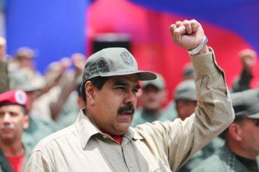 ¡DESESPERACIÓN! El mismo Maduro que pidió respaldo de la juventud, ahora pide apoyo de las mujeres (Video)
